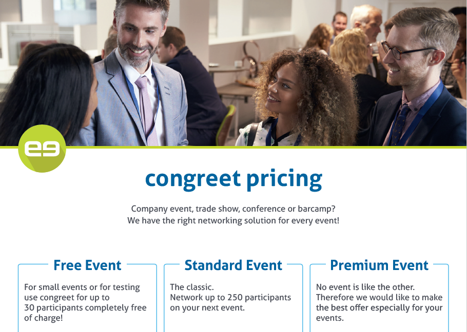 congreet pricing 2019