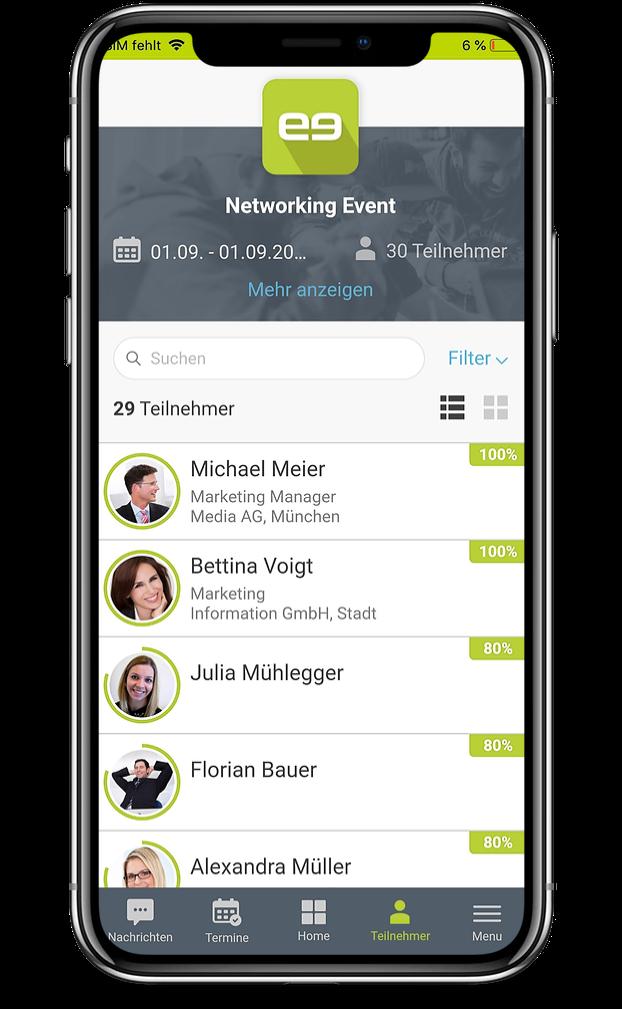 congreet - Progressive Web App