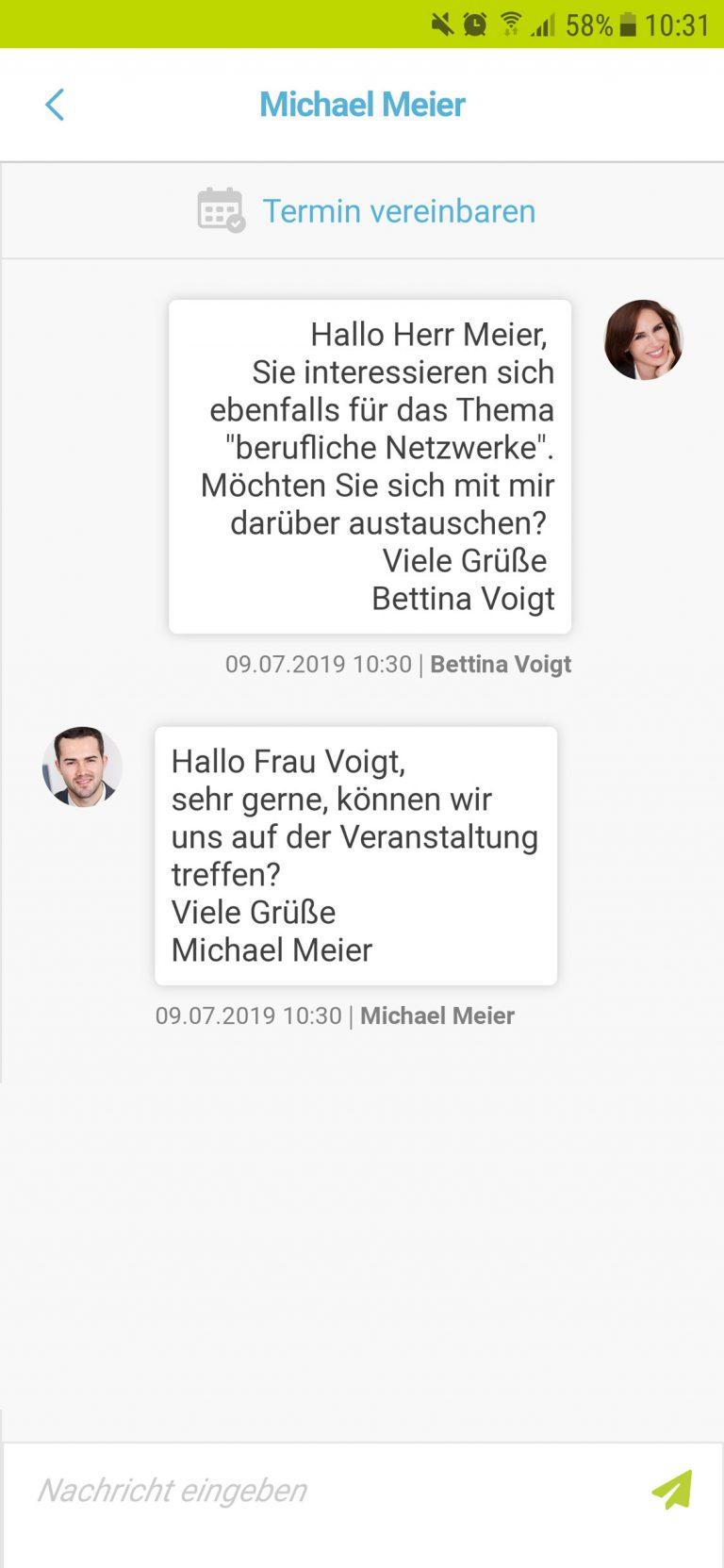 Nachrichten - Event Software