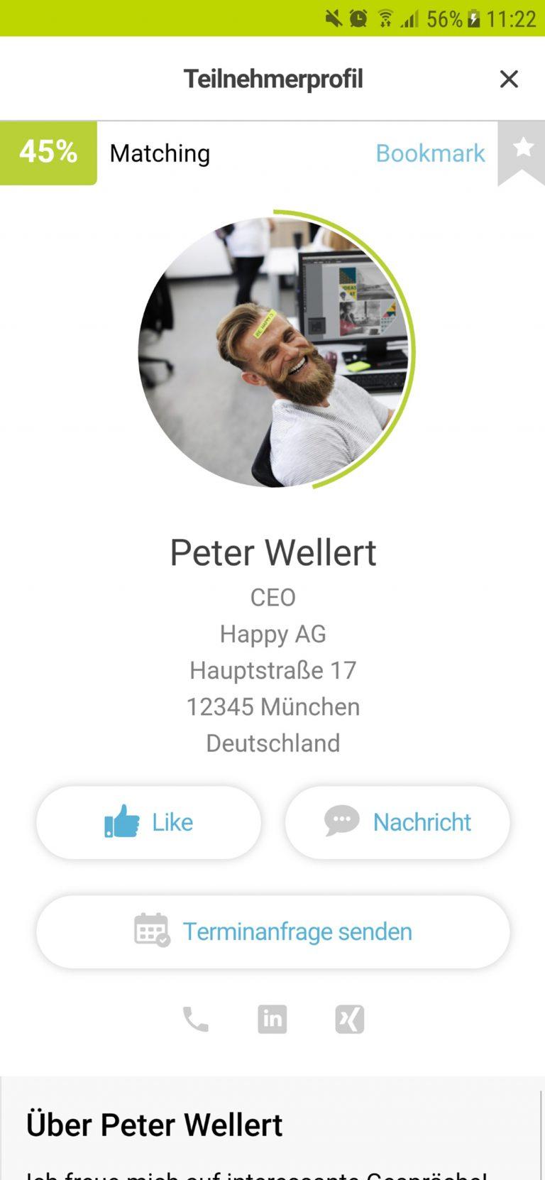 Profile - Event Software