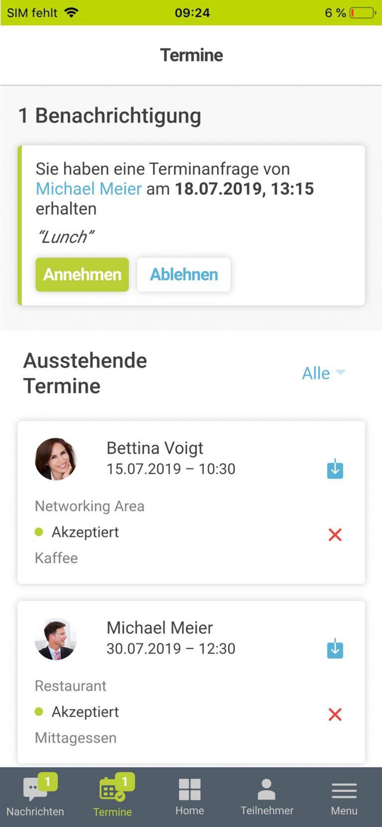 Termine - Event Software
