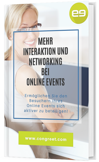 E-Book Online Events - congreet