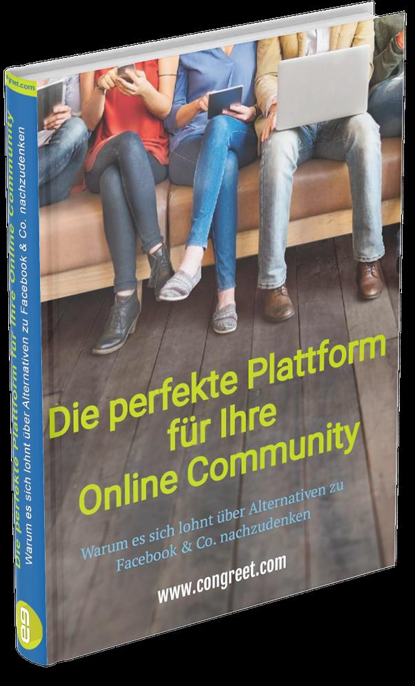 E-Book Community Software - congreet